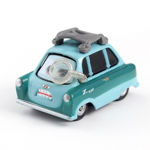 Image 3 - Cars Disney Pixar Cars 3 39Styles Lightning McQueen Mater Jackson Storm Ramirez 1:55 Diecast Metal Alloy Model Toy Car Gift