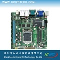 HCIPC M4212-5 ITX-HCM81X122A, H81 LGA1150 Mini ITX Motherboard, PCIE16X, 12COM, 8USB2. 0 + 2USB3. 0, LPT, 2VGA + HDMI, 2DDR3, ATX, 2LAN