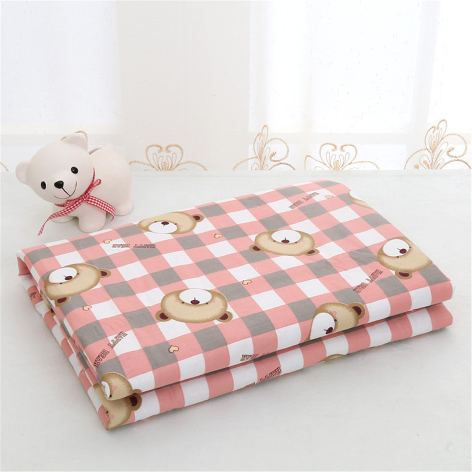 120X150cm Baby Changing Pads Covers Reusable Infant Diapers Mattress For Newborns Urine Waterproof Sheet Changing Mat Nuring Pad