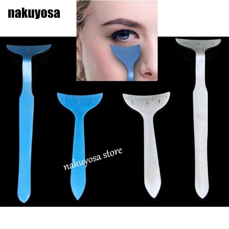 4pcs/set Eye Equipment Scale Measurement Eyelids Silkworm
