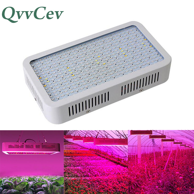400W / 600W LED Plant Grow Light Full Spectrum Indoor Plant Lamp Bulb For Plants Vegs Hydroponics System Grow/Bloom Flowering 300w grow led light ufo full spectrum 277leds smd5730 plant grow lamp for hydroponics system aquarium grow tent flowering
