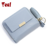 Women S Purse For Coins Card Holder Money Clip Credit Card Holder Wallet Women Luxury