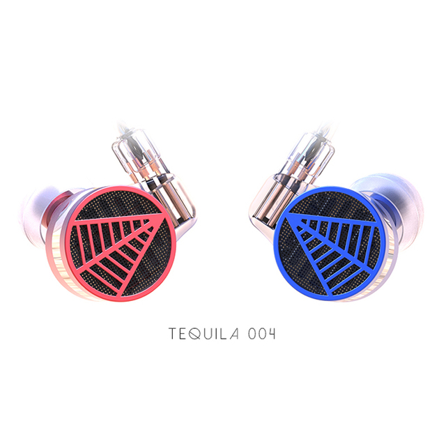 TFZ TEQUILA 1 In-ear Earphone Dynamic Detachable Silver Plated Cable Hifi In-Ear Monitor Earphone 4
