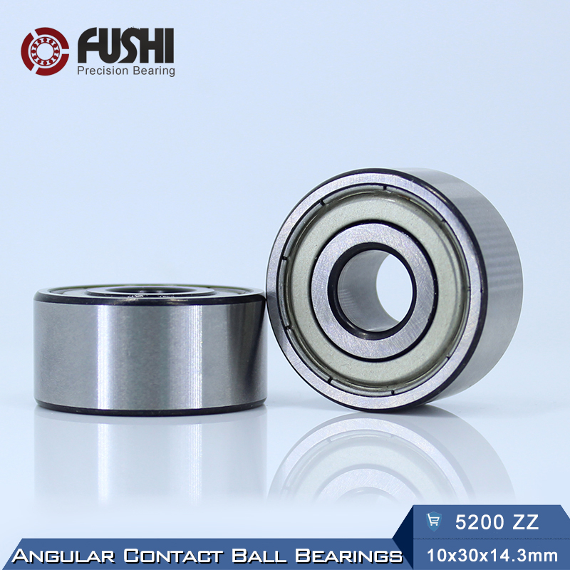 7x13x4 mm 10 Pcs MR137-2RS Rubber Sealed Ball Bearings Bearing MR137RS BLACK