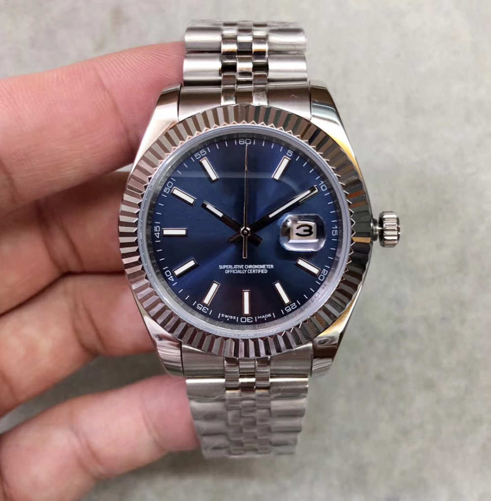 Super classic m126300-0001 Blue 41MM Datejust 6 oclock Crown Date Squat Oyster High Quality Mens Wristwatch Free Shipping Super classic m126300-0001 Blue 41MM Datejust 6 oclock Crown Date Squat Oyster High Quality Mens Wristwatch Free Shipping