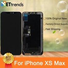 1 PCS 100 Best Original New OLED Screen Display For font b iPhone b font Xs