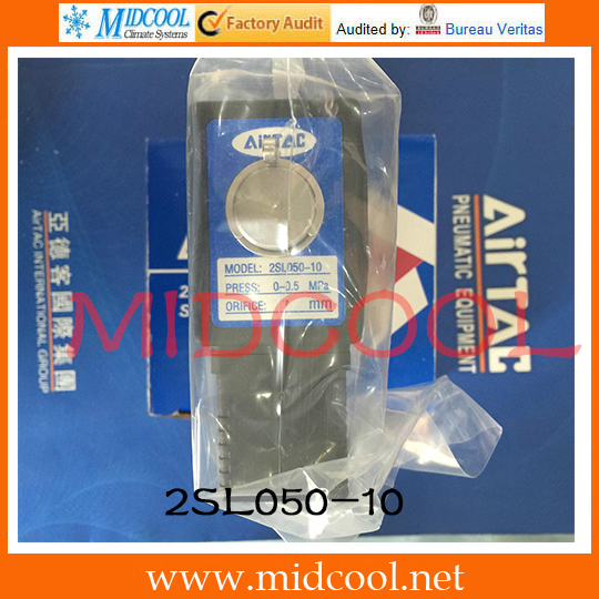 Original AirTAC Fluid control valve (2/2way) 2S Series (Direct-acting and normally closed) 2SL050-10 цены