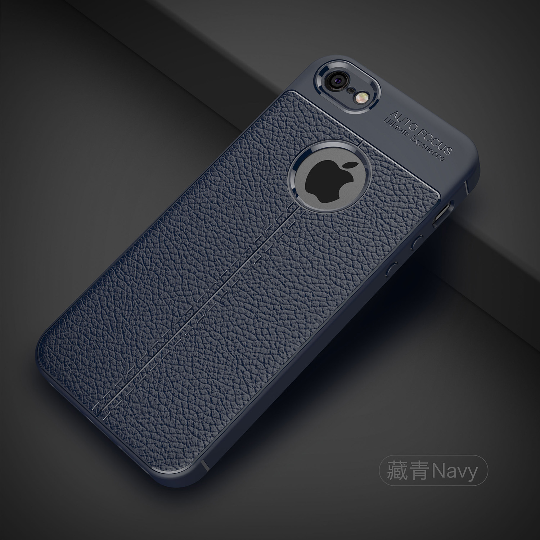 Shockproof Case For Apple Se Iphone Se Case Luxury Leather Soft 5