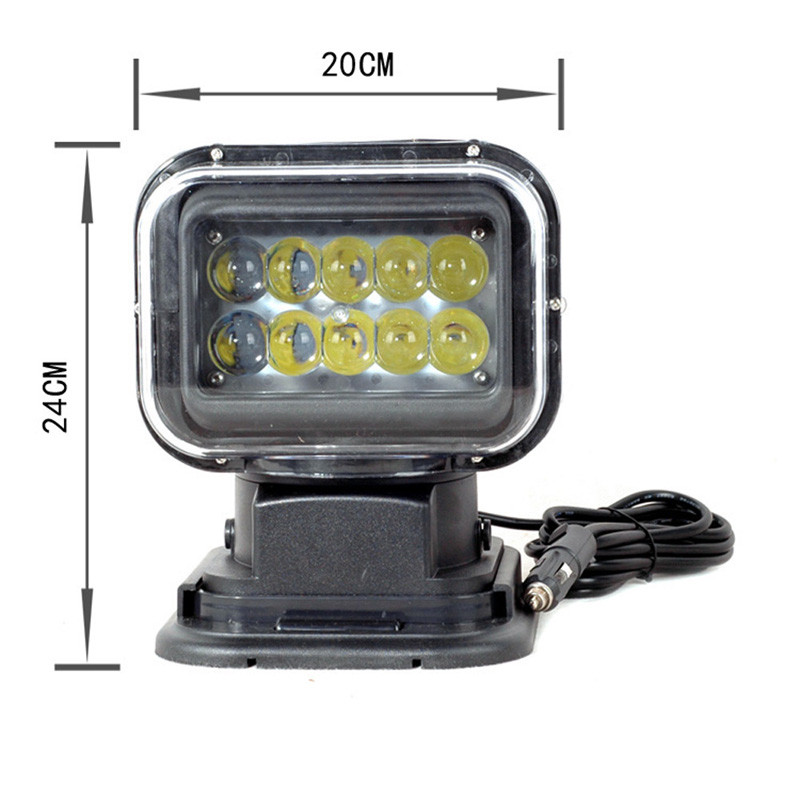 LED Searching light 7inch 50w (5)