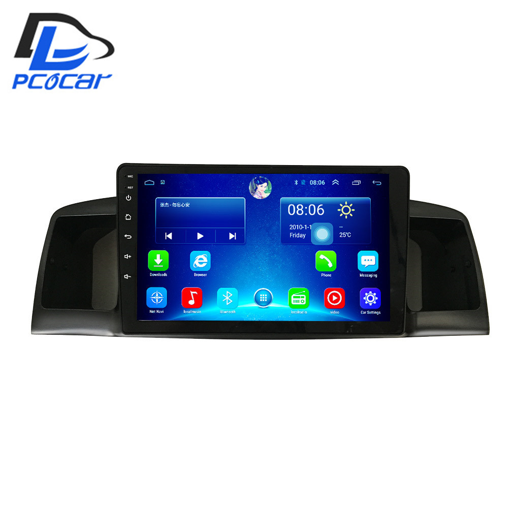 3G 4G net WIFI navigation dvd android 6 0 system stereo for BYD F3 2009 2013