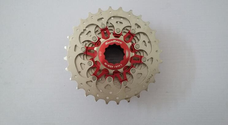SunRace 11 Speed 11-28T 11-32T 11-36T CSRX1 Bicycle Freewheel Road bike Bicycle Cassette Tool Flywheel Bike Parts pasion e bike 28 road bike utility bicycle electric conversion kit 48v 1500w rear wheel motor 7 speed freewheel sensor brake