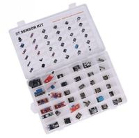 Ultimate 37 In 1 Sensor Modules Kit For Arduino MCU Education User Free Case
