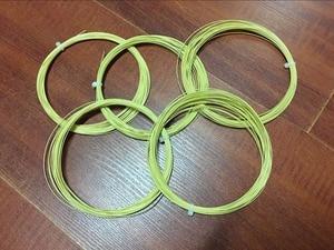 Image 2 - badminton string nanogy 99 racket string NBG 99 mix colors free shipping 5 pieces/lot