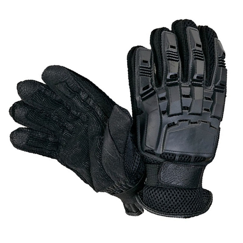 Outdoor  Hunting Hiking Riding Climb Mesh Net Leather Breathable Half Finger Mittens Tactical Combat Shooting Full Finger Gloves