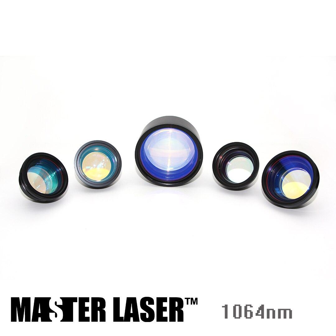 Système de lentille de balayage de Fiber de Galvo f-theta de semi-conducteur de YAG pour la lentille de balayage de soudure Laser