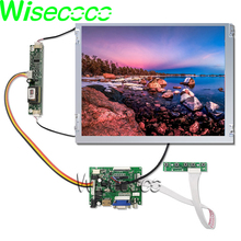 LCD Panel 12.1 lcd Display 4:3 Aspect 800* 600 G121SN01 V3 screen panel hdmi vga 2AV driver board 400cd/m² 50K hours life time lcd screen for auo 8 4 inch mindray mec1200 pm8000 800 600 tft display panel replacement