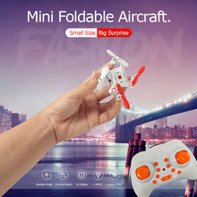 Mini Drones 6-Axis Gyro Headless Mode RC Quadcopter 2.4GHz One Key Return Function Remote control Series