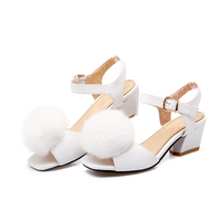 Big And Small Size 31 32 45 46 47 Sandals Ladies Platforms Lady Fashion Dress Shoes