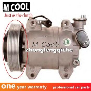עבור רכב מיזוג אוויר משאבת מדחס מצמד ניסן מוראנו AC מדחס 2012 2.5 דיזל