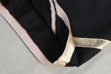 Backless V Neck Striped Bandage Dress