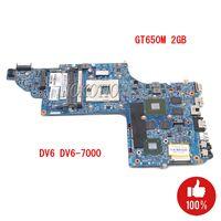 NOKOTION 682174 501 682174 001 Main Board For HP pavilion DV6 DV6 7000 Laptop Motherboard 48.4ST06.021 GT650M 2GB full tested