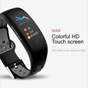 Image 4 - Ip68 Waterproof Sports Smart Band Gps Smart Wristband Blood Pressure Oxygen Smart Bracelet Fitness Bracelet Heart Rate Monitor