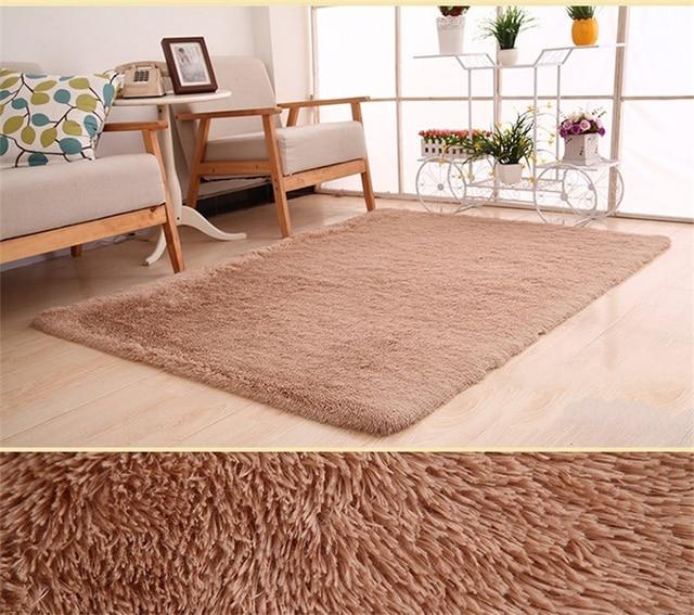 2017 pure color carpet мути цвета 40x60 cm ковер ванная комната гостиная этаж carpet украшения белый желтый красный