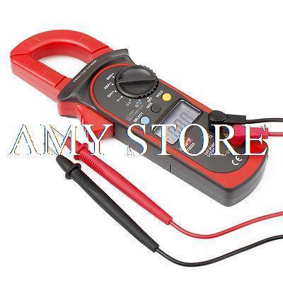 Uni-Trend UT202A Auto-ranging AC Amp 600 Digital Handheld Clamp Meter токовые клещи uni t ut202a
