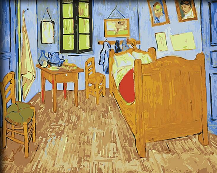 Best Camera Da Letto Di Van Gogh Ideas - Idee Arredamento Casa ...