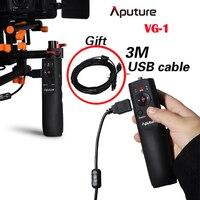 Aputure VG-1 USB Focus Handvat Follow Focus Controller voor Canon EOS 1D Mark IV 5D Mark II III 7D 60D 600D 550D 500D 1100D DSLR