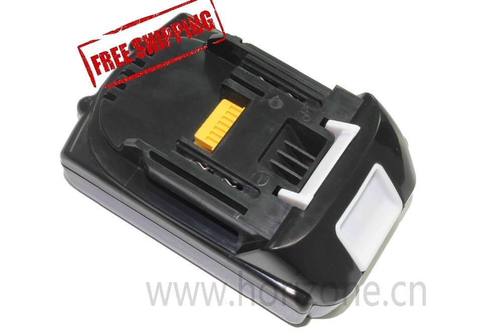 18V 1.5Ah 1500mAh Li-ion Replacement battery for  Makita BL1830  BL1840 BL1815 Power Tool vacuum cleaner Battery replacement charger for bosch 7 2v 9 6v 12v 14 4v 18v 24v nicd nimh power tool battery vacuum cleaner