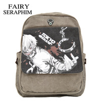 Hight Quality Printing Cartoon Backpack School Bag For Sports Teenagers Travel Bags Men S Canvas Daily