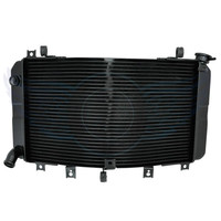 Motorcycle Cooling Cooler Racing Radiator For Suzuki Hayabusa GSXR1300 GSXR 1300 1999 2000 2001 2002 2003