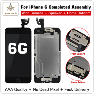Image 3 - AAA Quality 100% Good Working Replacement  For iPhone 6 S P  7G  LCD Digitizer Touch Screen Completed Assembly With Parts+Gifts