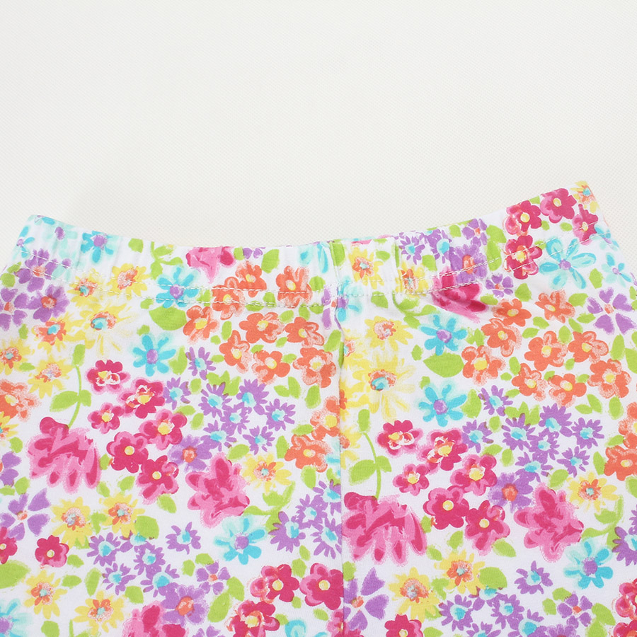 SheeCute-New-Arrival-Hot-Summer-Kids-Calf-Length-Fashion-girls-leggings-print-flowers-girls-pants-childrens-trousers-4