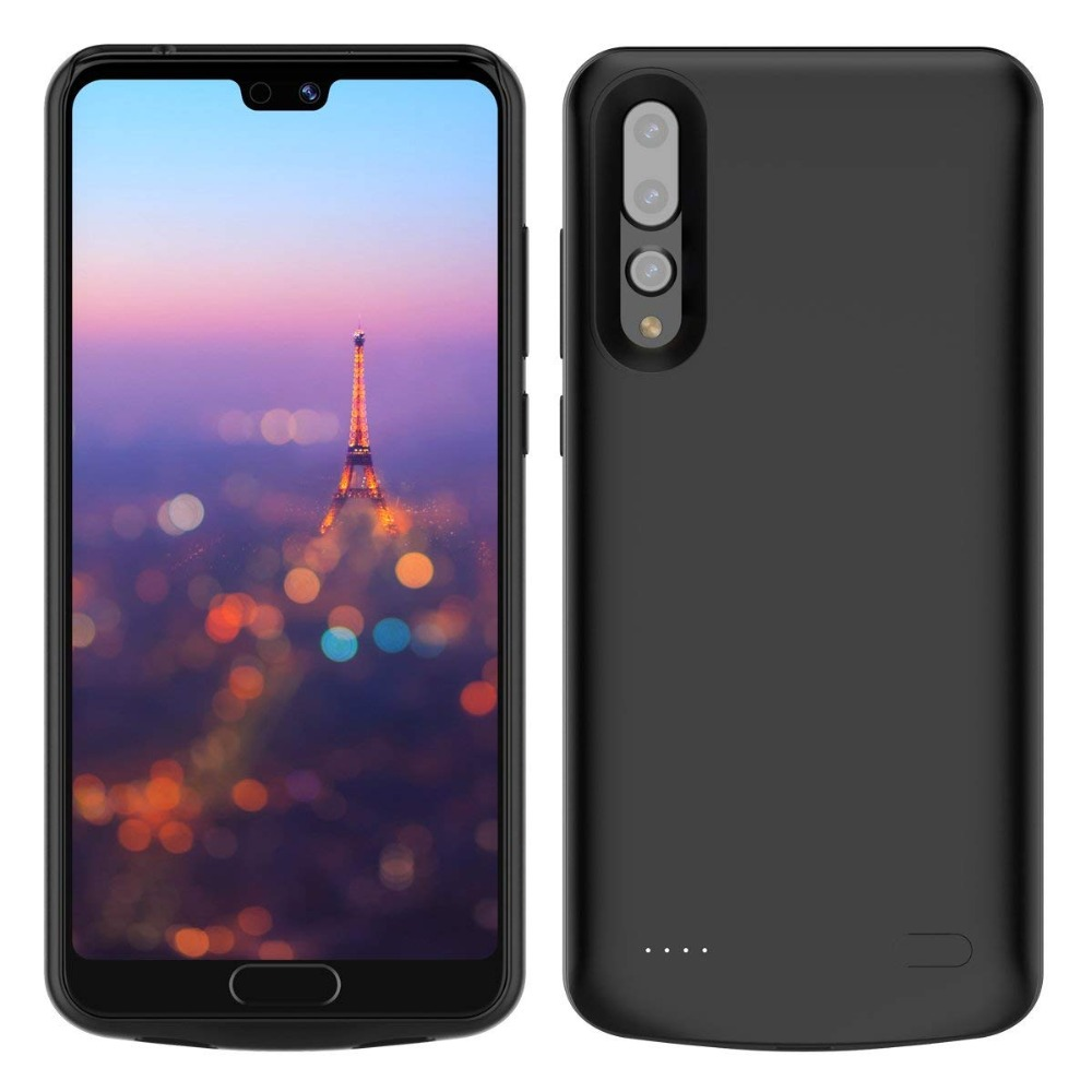 2018 NEW! For <font><b>HUAWEI</b></font> P20 P20Pro <font><b>Battery</b></font> <font><b>Case</b></font> Protective Charger Extended Power Bank Charging for <font><b>P10</b></font> P10Plus 5000mAh Phone Cover image