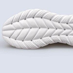 Image 5 - Youpin freetie sapatos esportivos leve ventilar elástico tricô sapatos respirável refrescante cidade tênis de corrida para ao ar livre