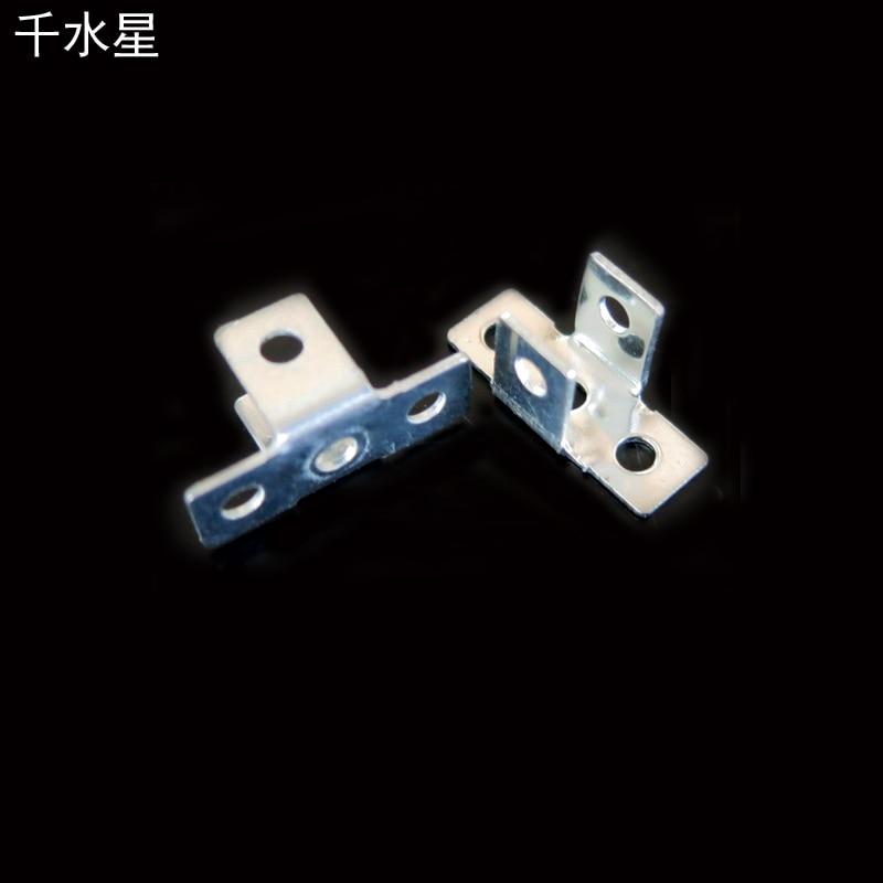 157.52B pequeño puente de hierro DIY cuatro ruedas de transformación ...