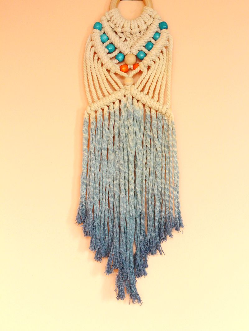 Outstanding Macrame Wall Decor Step By Step Tutorial Adornment - The ...
