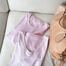 70 видов мерсеризованный хлопок, Рубашка с короткими рукавами, футболка, шелк, хлопок и тонкий футболка.