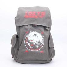 Anime Naruto Attack On Titan Tokyo Ghoul Backpack