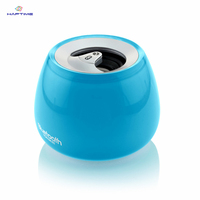 Haptime Portable Bluetooth Speaker Fruit Shape Wireless Mini Speaker Smooth Touch Stereo Music Surround Subwoofer Fashion