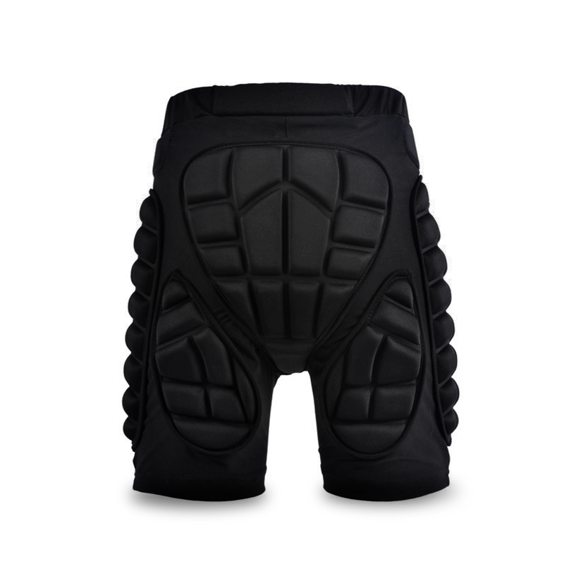 Men Women Snowboard Racing Motocross Padded Motorcycle Protective Shorts Armor Motorcycle Pants Protective Hip Pad Shorts