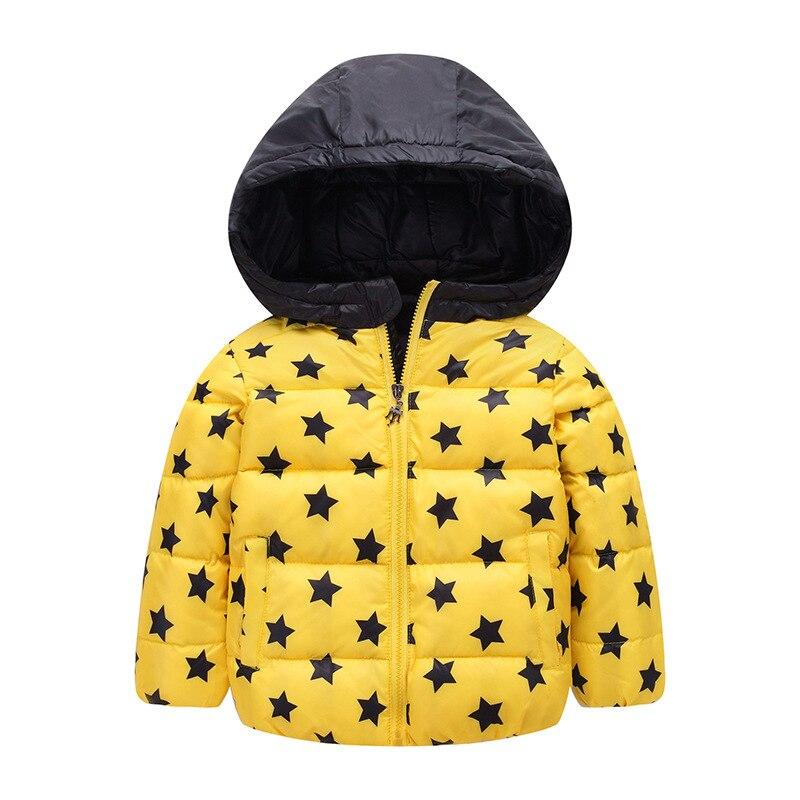 Yeni Çocuk Erkek Kız Kış Yağmurlu Ördek Aşağı Ceket Için Ceketler erkek Mont Kapüşonlu Parkas çocuk aşağı Çocuk Coat3 4 5 6 7 T