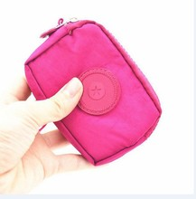 2017 Cheap 3 layer Women Female Wallet Monederos Zipper Coin Purse wallets ladies Hasp Casual Clutch Carteira
