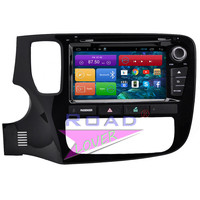 Roadlover Android 6.0 2G+16GB Quad Core Car DVD Player Auto Audio For Mitsubishi Outlander 2013 Stereo GPS Navigation MP3 Radio