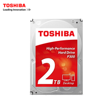 Toshiba SATA III 3.5″ 2TB HDWD120AZSTA 2TB desktop hard 64M P300 Boxed 3.5-inch internal Hard Drive Desktop PC hard disk