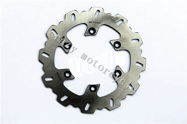 Free shipping moto Front Brake Rotor Disc For DUCATI ST4 916 98-04 ST2 944 97-03 ST3 1000 04-06 SS1000 SUPERSPORT 03-06 motor rear brake disc rotor for ducati 888 900 907 916 944 992 996 998 sp monster ss supersport ssr ie st4 sport touring 89 10