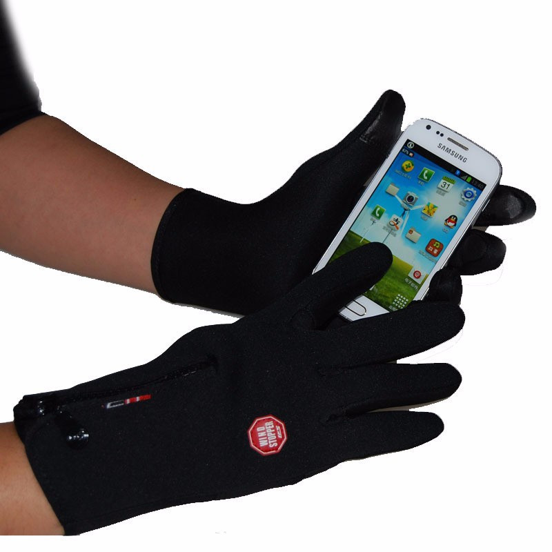 Tnine Men/Women Windproof TouchScreen Gloves
