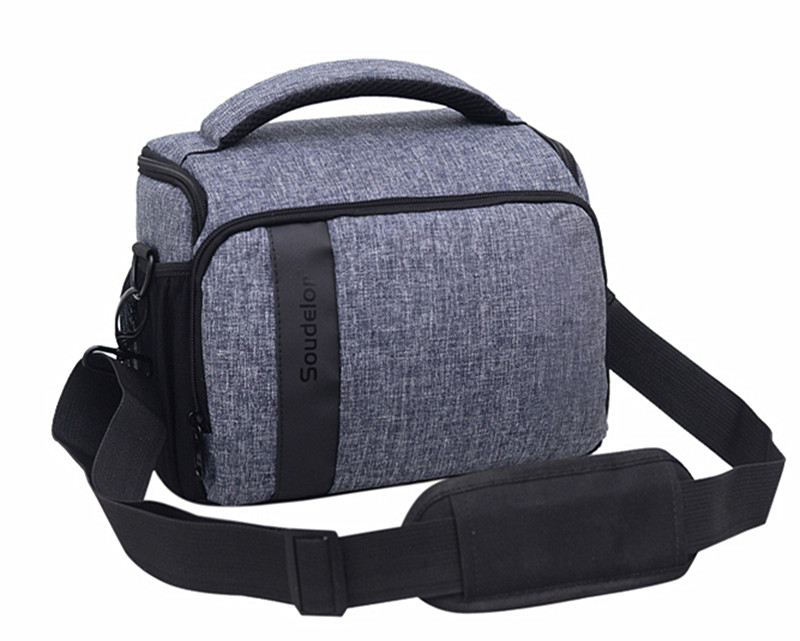 Camera Bag Carry Case For Canon Eos Rp R 2000d 1500d 3000d 4000d 1300d 1200d 1100d 1000d 800d 760d 750d 700d 650d 600d 200d 100d